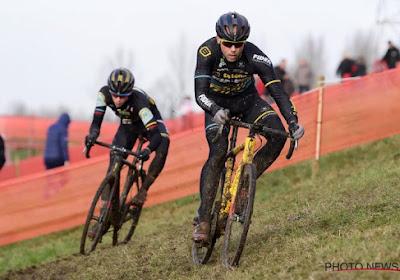 Nys wil met Telenet Baloise Lions opnieuw opboksen tegen Van Aert en Van der Poel