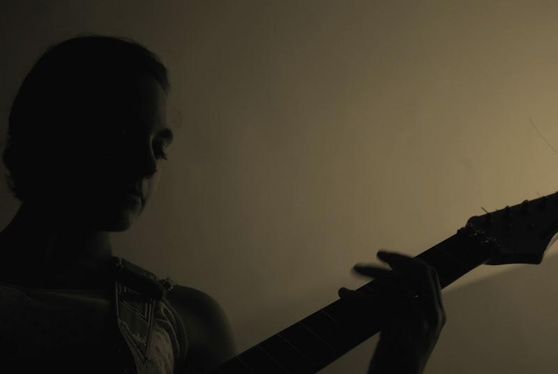 I'm talking 'bout my new guitar di giuliabisc