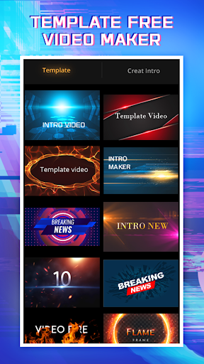 Intro Maker - Video Editor For Youtube Mod Apk Latest Version | mod