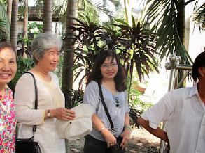 Photo: Cô Hường lâu lắm mới về họp mặt