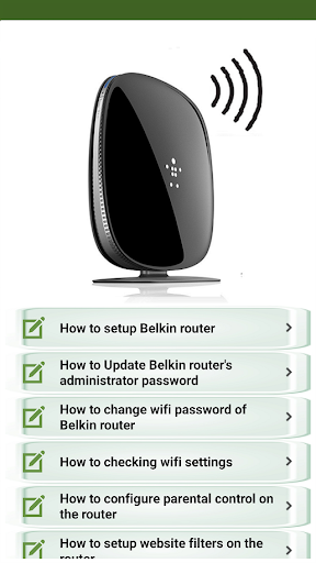 Download 192.168.2.1 Belkin Router Guide Free for Android - 192.168.2.1 Belkin  Router Guide APK Download - STEPrimo.com