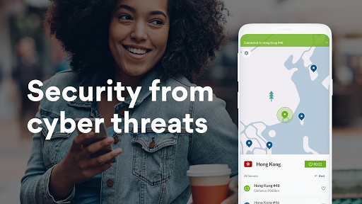 Screenshot for NordVPN: Best VPN Fast, Secure & Unlimited in United States Play Store
