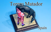 Torero Matador -Spain-