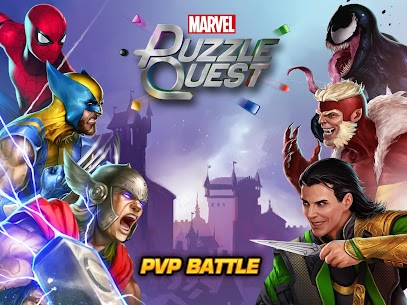 MARVEL Puzzle Quest Mod Apk 199.522058 6