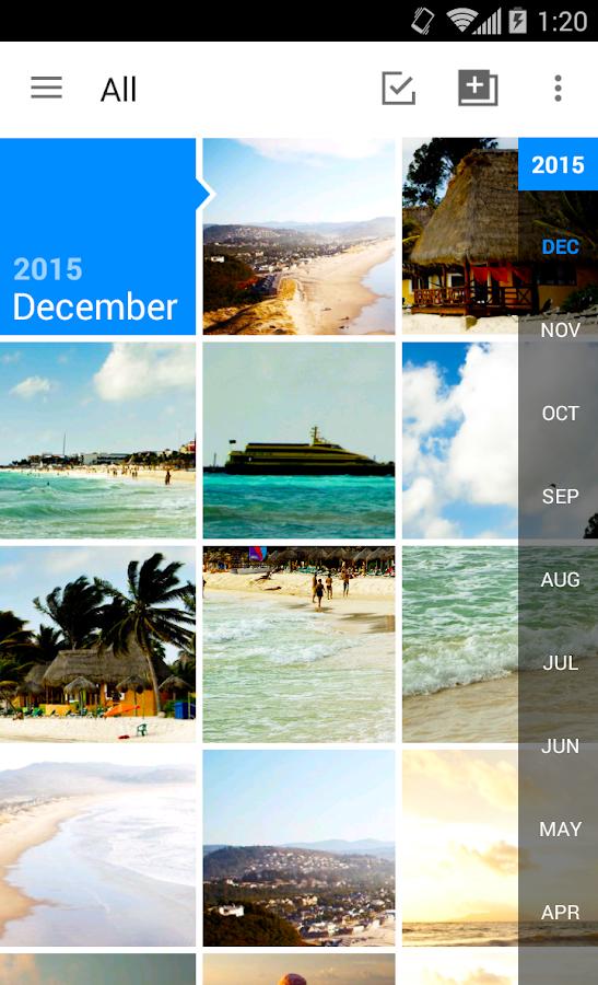 Amazon Photos - Cloud Drive- screenshot
