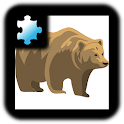 Kids Jigsaw Puzzle: Animal icon