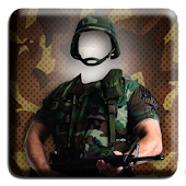 Army Photo Suit Editor FREE