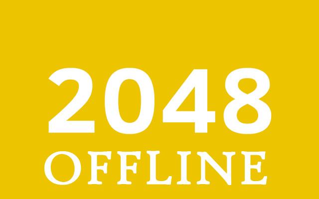 2048 Puzzle Game Offline