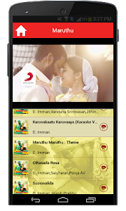 Maruthu Tamil Movie Songs screenshot 5
