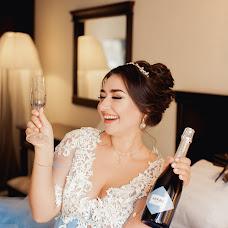 Wedding photographer Aleksandra Pastushenko (Aleksa24). Photo of 24.05.2018
