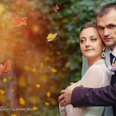 Wedding photographer Sergey Klementev (Geronimo). Photo of 26.10.2015