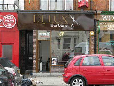 Delux Barbers In St Albans