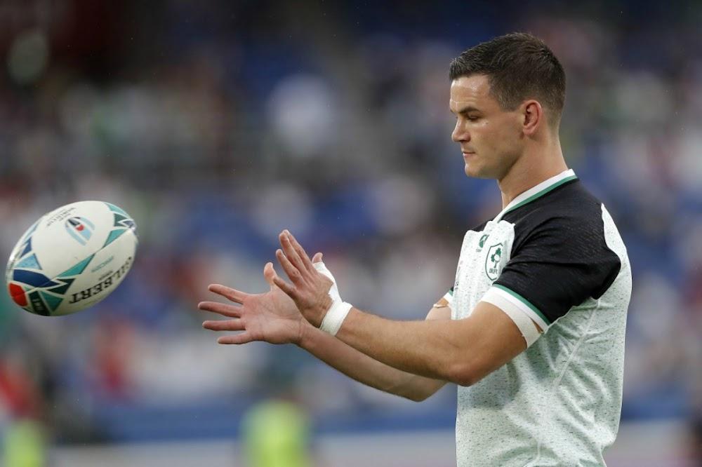 Kragtige Ierland het die wêreldkampioen opgegooi