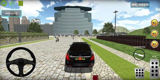 Başkan Koruma Oyunu - Passat Araba Başkan Koruma 1.3 screenshots 1