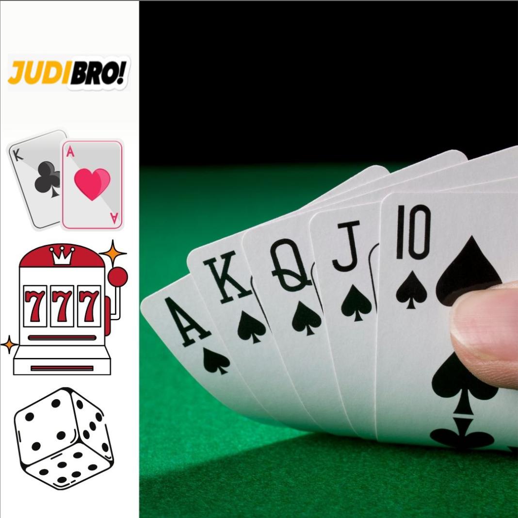 Permainan kartu poker judi yang dapat dimainkan secara online