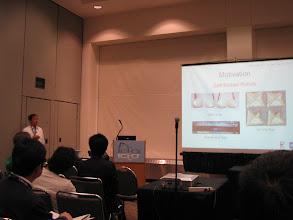 Photo: Presentation (May 16)