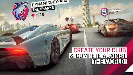 Asphalt 9: Legends - 2019's Action Car Racing Game APK screenshot thumbnail 4