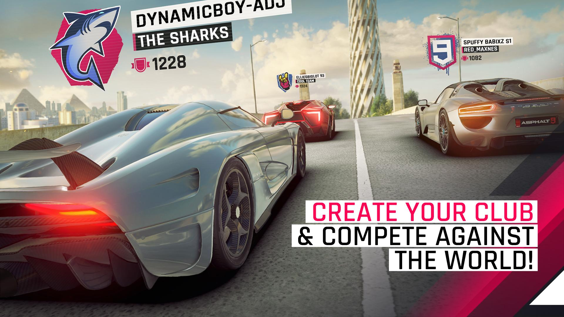 Asphalt 9 Legends Mod Apk (Unlimited Money) 4