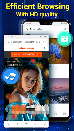 Browser for Android 1.9.1 Screenshots 4