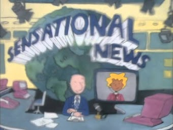 Doug Saves Roger / Doug's Big News