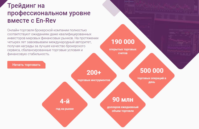Отзывы о проекте En-Rev: можно ли доверять? обзор