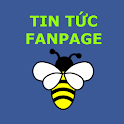Tin tức fanpage facebook icon