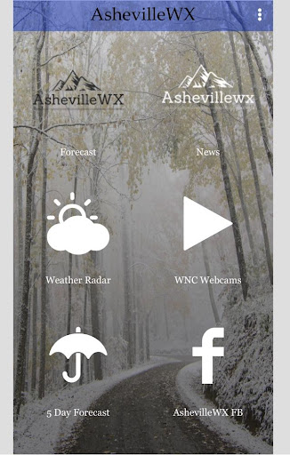 Screenshot for AshevilleWX in United States Play Store