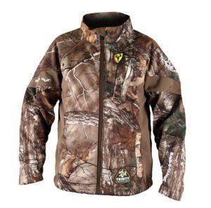 scentblocker молодежная нокаутирующая охотничья куртка