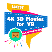 4K 3D Movies for VR