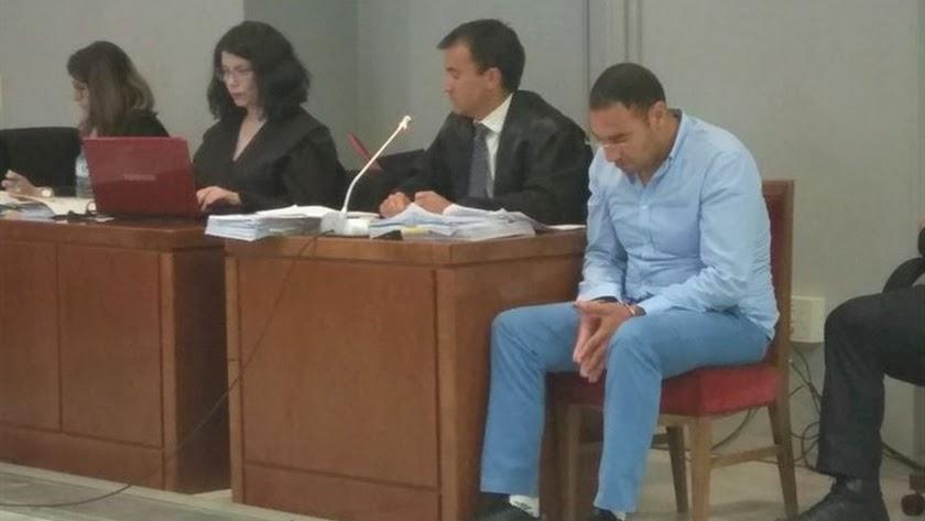 Imagen del juicio.