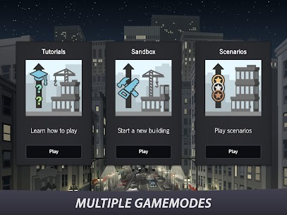 Project Highrise  Apk Download For Android and Iphone 5