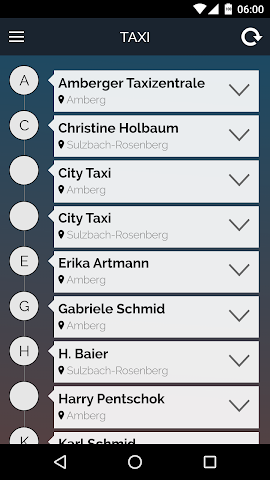 android Stadtrausch Amberg Screenshot 7
