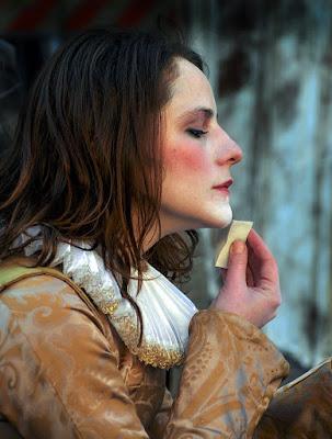 Avant la pièce........ di Irene Vallerotonda