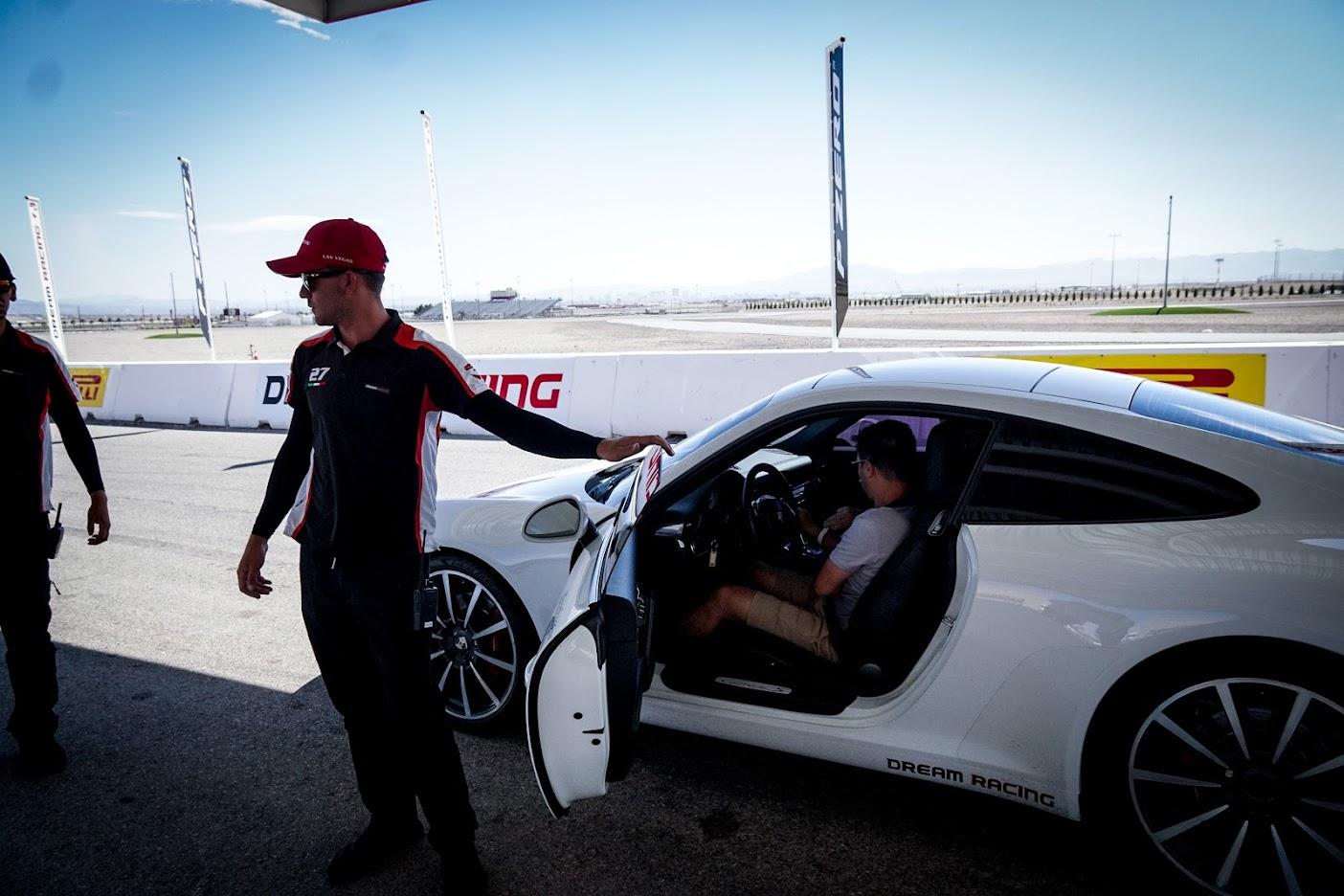 911 Driving Experience Las Vegas