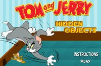 TOM AND JERRY SKRIVENI OBJEKTI