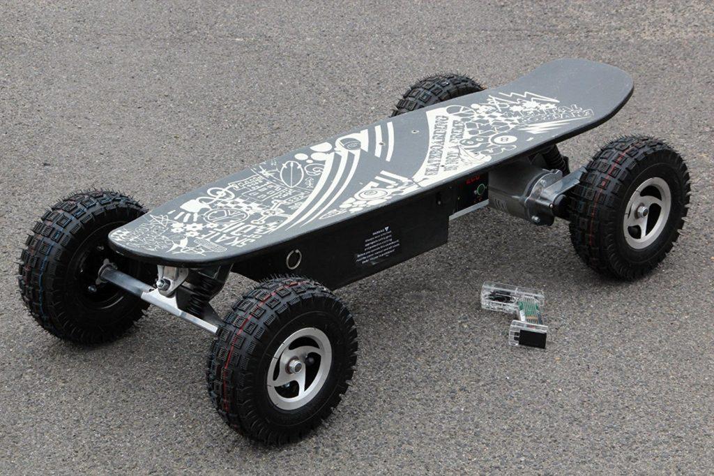 Transport électrique : le Skate électrique