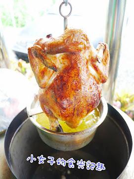 竹香園甕缸雞山產美食