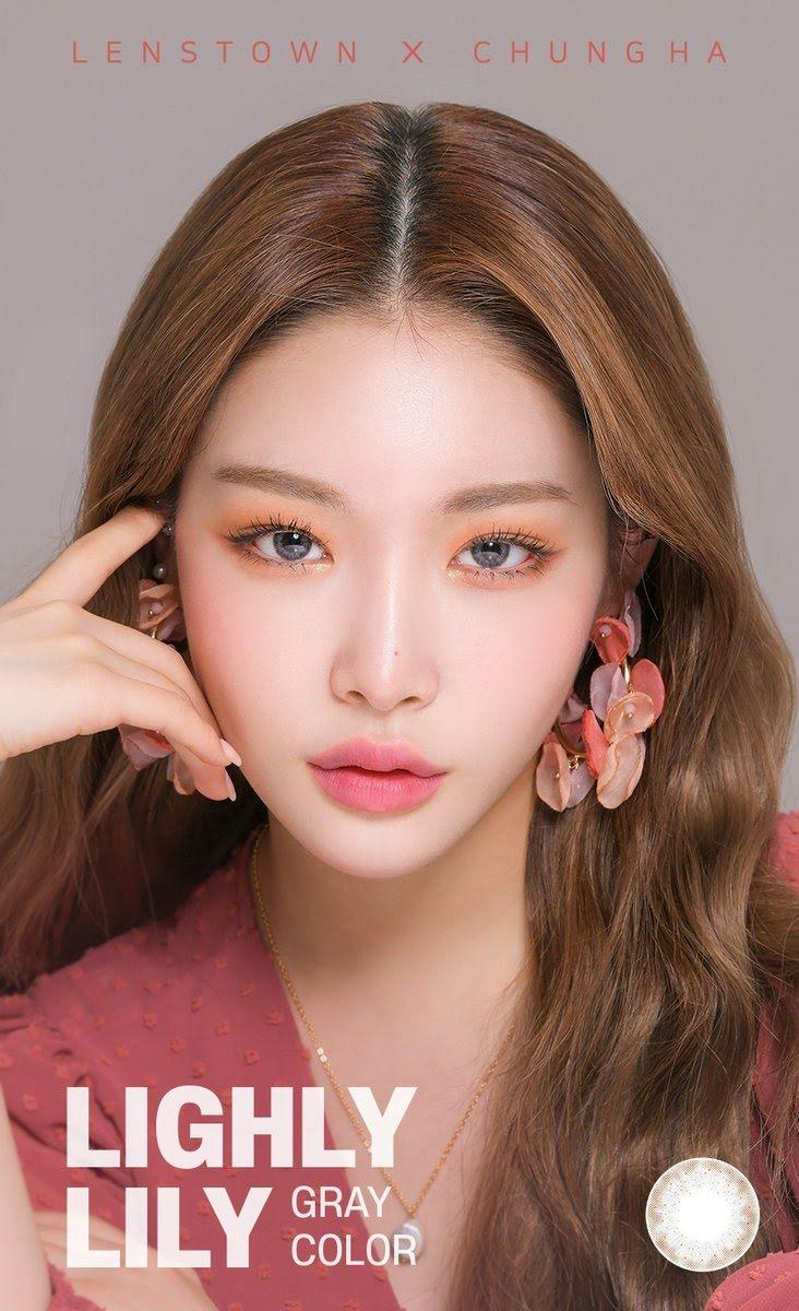 chungha makeup 25