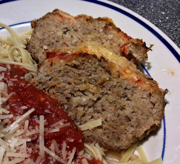 Chicken Parmesan Meatloaf Recipe