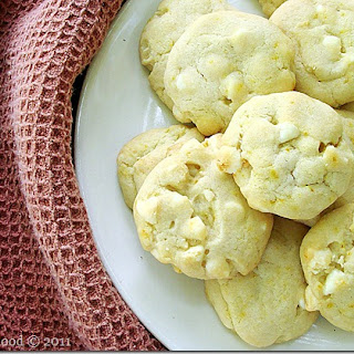Creamsicle White Chocolate Chip Cookies