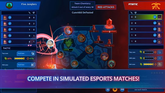 Esports Life Tycoon Apk Download For Android and Iphone 5