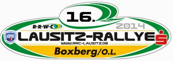 Photo: 16. Lausitz-Rallye (die kleine)