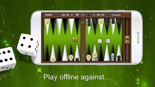 Backgammon Gold  screenshots 1