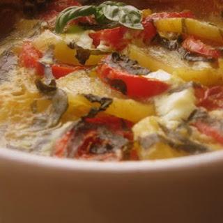 Spiced Tomato Gratin...My Way