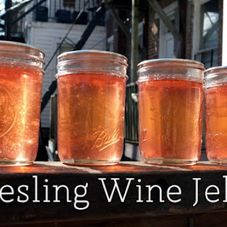 Riesling Wine Jelly.