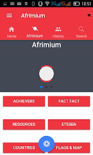 Afrimium - náhled