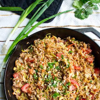 Thai Fried Rice.