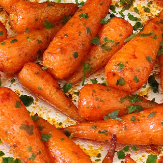 Seasoning Steamed Carrots Recipes