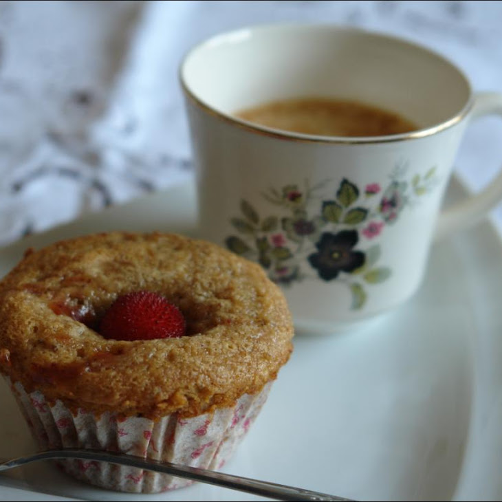 Medronho Berry Muffins