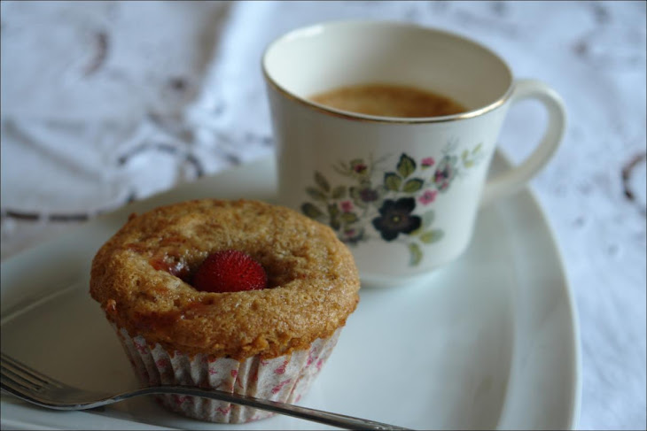 Medronho Berry Muffins Recipe